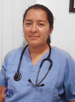 M.V.Z. ESP. Karina Solís Carbajal